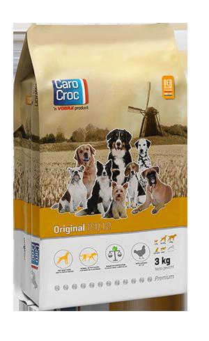 carocroc honden voer